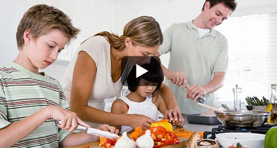 Pour éviter le surpoids et l'obésité : apprenons la nutrition dès le plus jeune âge