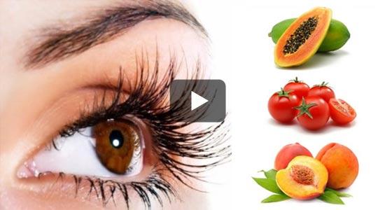 Les bonnes vitamines pour avoir un oeil de lynx… Où les trouver ?