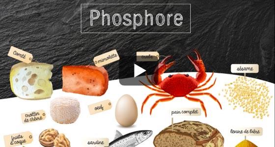 Le phosphore oui, mais pas trop...