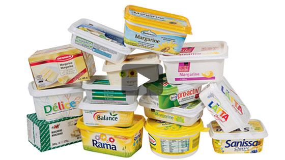La margarine pour maigrir, une fausse bonne idée ?
