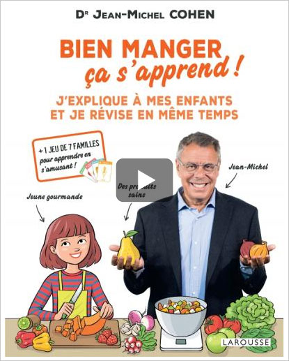 Avec vos enfants, retrouvez le goût d'une bonne alimentation