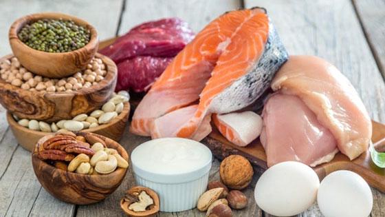 Variez les protéines pour vous assurer de bons apports