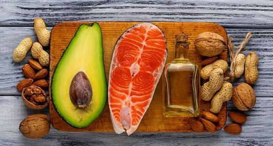 Les aliments gras, il y en a des bons...