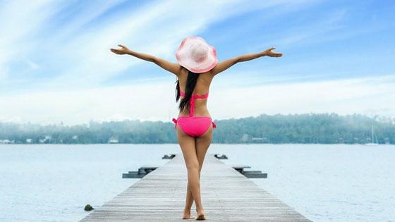 Au-delà du corps, la confiance détermine l'image que vous donnez