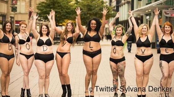 Peu importe votre morphologie, apprenez à aimer votre corps.