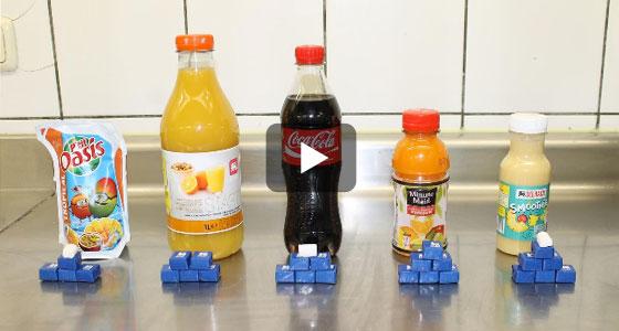 Les excès de sucre… des conséquences plutôt fâcheuses !