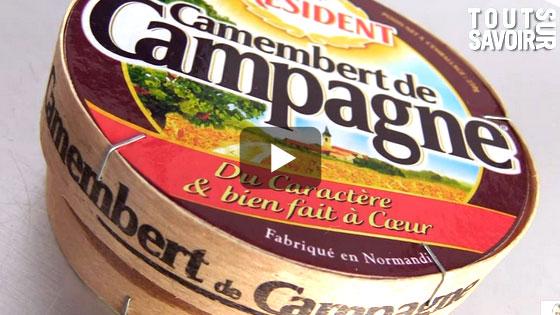 Le camembert… Il est beaucoup moins riche que ce que vous pensez !