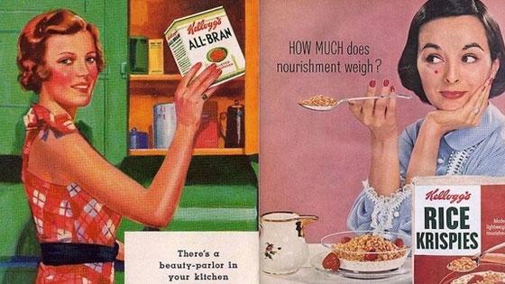 Le petit déjeuner, pour faire vivre les producteurs de céréales américains ?
