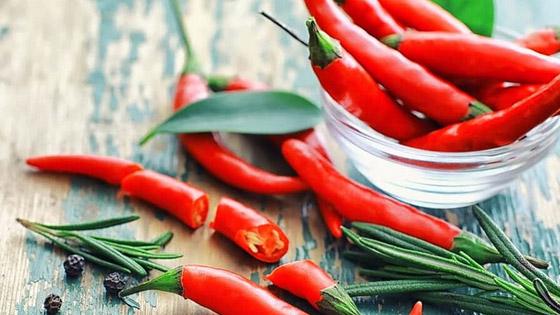 Piment : donnez un coup de chaud aux maladies inflammatoires