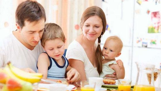 Les bonnes ou mauvaises habitudes alimentaires, un héritage souvent familial