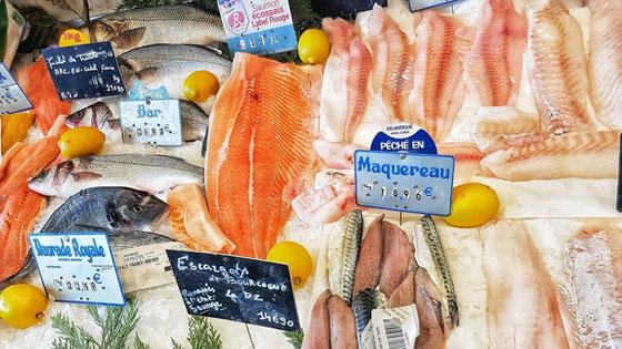 """""""Pêchez des idées chez votre poissonnier"""", un slogan toujours d'actualité"""