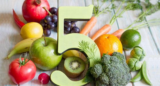 Les fruits et légumes, des avantages bien réels