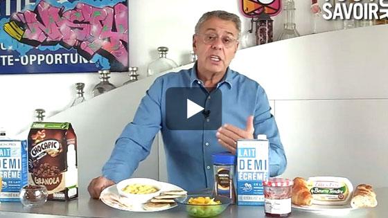 Le petit déjeuner à l'américaine : un bon apport en protéines ?