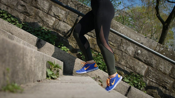 Vous avez des escaliers chez vous ? Alors vous pouvez faire du sport !