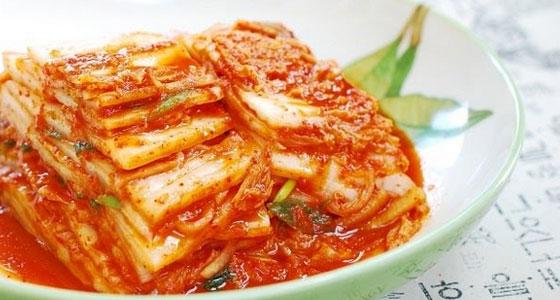 Le kimchi :  du chou fermenté, 100% santé !