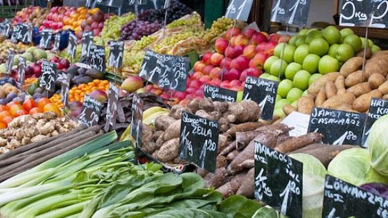 Pour trouver les légumes de saison, allez au marché !