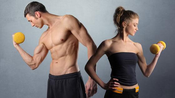 La testostérone, une hormone masculine importante aussi chez la femme