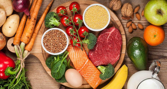 L'alimentation : la magie est dans l'équilibre et la variété