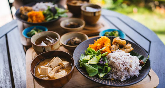 L'alimentation d'Okinawa, l'alimentation qui favorise la longévité ?