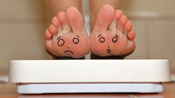 Les prises et pertes de poids successives préparent le corps à regrossir