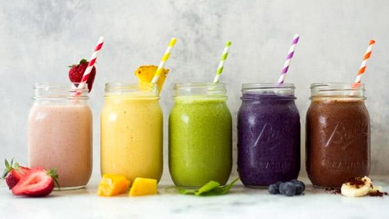 Smoothies et jus frais : une solution pour se désaltérer et consommer des végétaux