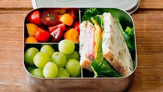 En cas de petite faim, apportez votre encas et évitez les écarts