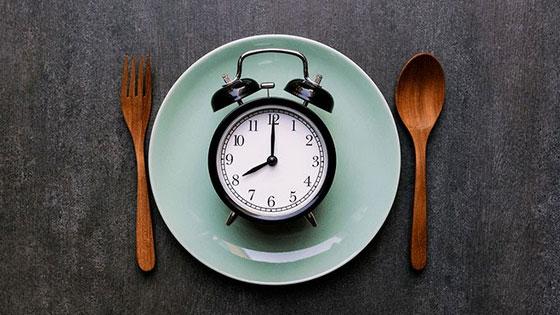 Trouvez votre rythme alimentaire