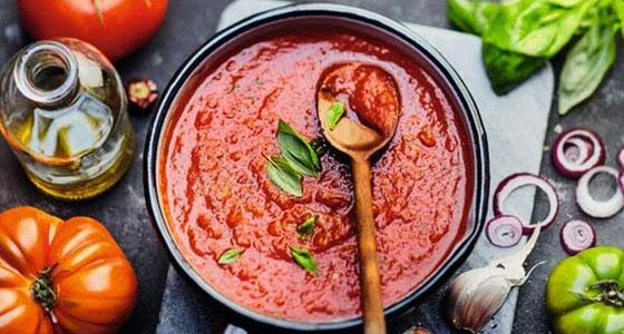 Cuite à l'huile végétale, la tomate devient un super aliment !